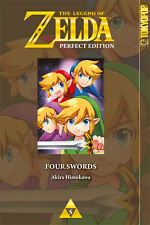 The Legend of Zelda - Perfect Edition: Four Swords - Deutsch - Tokyopop -NEUWARE