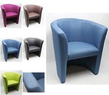 Sessel aus Stoff fürs Arbeitszimmer