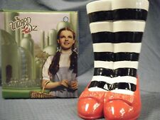 Westland Wizard Of Oz Wicked Witch Of the East (Legs) Cookie Jar # 17301  NEW