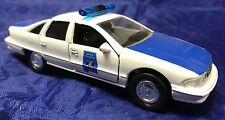 Road Champs Alabama State Trooper 1:43 Scale Toy Police Car Chevrolet Caprice