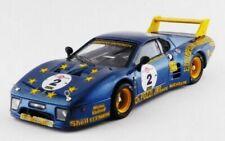 Voitures de courses miniatures bleus pour Ferrari 1:43
