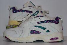 90s LA Gear FLAK Tech Multi Move Womens Vintage Sneakers Size 8.5 RARE Original