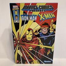 HASBRO PULSE Marvel Legends KENNER RETRO 1st Edition IRON MAN & CYCLOPS 2 Pack?