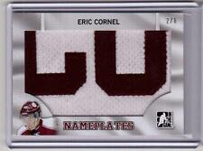 ERIC CORNEL 13/14 ITG Leaf 2014 Draft Prospects Nameplates Patch ROOKIE #2/6 SP