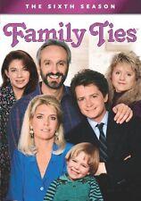 NEW - Family Ties: Season 6