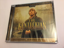 THE KENTUCKIAN / WILLIAMSBURG (Herrmann) OOP Soundtrack Score OST CD SEALED