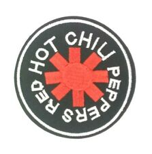 Red Hot Chili Peppers Band Patch Rock Music Embroidered Iron On patch 1525