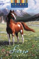 Spirit of the West/Sierra (Dreamworks)-ExLibrary
