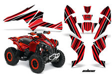 CanAm Renegade500/800/1000 AMR Racing Graphic Kit Wrap Quad Decal ATV All INLINE