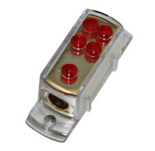 1X4 Gauge To 4 X 8 Gauge Power/Ground Distribution Block Skpd-07R
