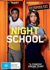 Night School (DVD, 2018) Region 4
