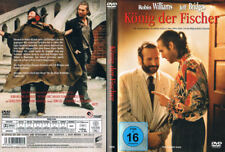KÖNIG DER FISCHER --- The Fisher King --- Robin Williams --- Jeff Bridges ---