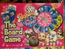 Puppy In My Pocket Peek-a-Boo The Board Game 2007 Collectible