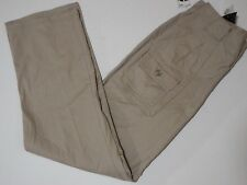 Guide Gear Men's Khaki Low Pocket Pants Size L-32 W-36