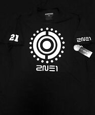 2NE1 21 t-shirt  Kpop Apparel blackjack
