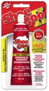 Shoe Goo Clear II 59,1ml Reparatur Schuhkleber Skateboarding Modellbau