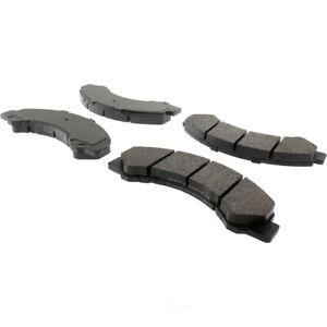 Disc Brake Pad Set-DIESEL Front Centric 106.08250