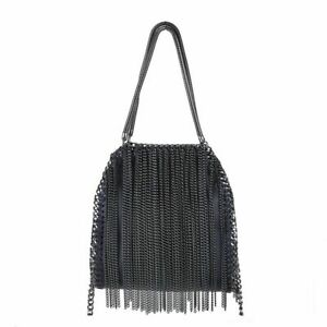 Women Crystal Small Chain Prom Handbag Ladies Wedding Evening Clutch Purse Black