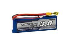RC Turnigy 3000mAh 2S 40C Lipo Pack w/XT-60