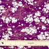 Waves, Mt Fuji and Japanese Sakura Cotton Fabric Fat Quarter Quilting FQ #0115