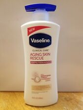 Vaseline Clinical Care Aging Skin Rescue - Healing Moisture Lotion - 13.5 fl oz