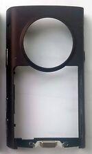 Original Nokia N95 Trasero/Trasera Cubrir Vivienda Púrpura/Plumb & Tarjeta Solapa Grado A