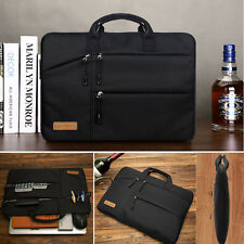 "Newest BLACK Zipper Sleeve Bag Case Cover for All Laptop 13"" Macbook / Pro / Air"