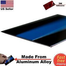 Thin Blue Line Sticker (Aluminum)