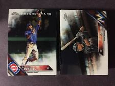 Lot Of (50) 2016 Topps Chrome Baseball Cards NM/MT