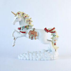 Lenox 2012 Yuletide Messenger Horse Letters to Santa