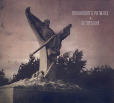 MUSHROOM`S PATIENCE - OUTOFSIGHT Split CD Triarii Legionarii Von Thronstahl CMI