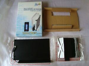 HORI PlayStation 2 Final Fantasy X Silver Vertical & Horizontal Stand PS2 Fat