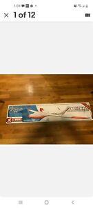 ST Model Salto Retractable EDF Glider brushless RC Airplane Sail Plane