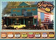 Seligman Sundries Arizona AZ, Gift Shop, Route 66, Car Tractor - Modern Postcard