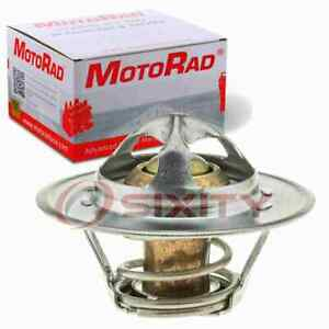 MotoRad Engine Coolant Thermostat for 1938-1939 Willys Model 38 Truck gk