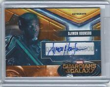 Upper Deck Marvel Guardians of the Galaxy Autograph Card DH DJIMON HOUNSOU
