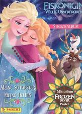 Eiskönigin 3 Panini 10 Sticker Meine Schwester meine Heldin Disney