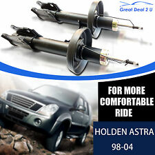 Holden Astra Gas Front Struts Shock Absorbers TS CD Sedan Wagon Hatchback 98-04