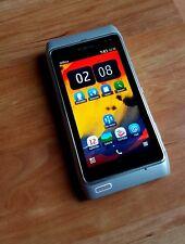 Nokia N8 Original ( ....Aluminium-Brushed-Style )