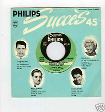 45 RPM SP JUKE BOX DORIS DAY PILLOW TALK