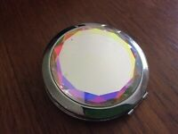 Compact Mirror With multiple Mirrors silver by Nordstrom