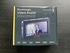 "Blackmagic Video Assist 5"" Full HD Camera Monitor/Recorder - USED"