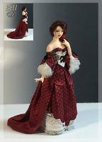 1:12 Visual Dollhouse Doll Dressing Made Easy~By Dana ~BELLA DONNA Tutorial ~PDF