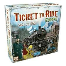 Ticket To Ride: Europe - Days of Wonder 2-5 Player Board Game - NEW & SEALED
