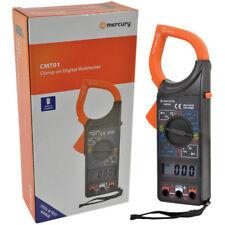 Ohmímetro Abrazadera De Meter Medidor Múltiple resistencia AC DC Voltímetro Amperímetro