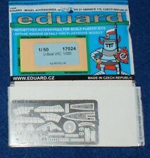 Ätzteilset para u-VIIC submarino (Revell) 1/350 Eduard