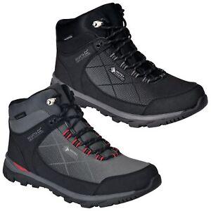 Regatta Highton Stretch Mid Mens Walking Boots