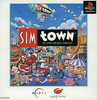 USED PS1 PS PlayStation 1 Simtown