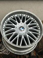 """GENUINE OEM BMW 7 Style 101 E65 R20"""" 20zoll Rear ALLOY WHEEL 10j Alufelge"""