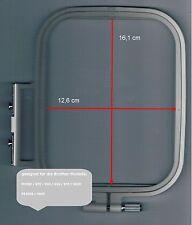 geeignet für BROTHER Stickmaschine: Stickrahmen M / EF62 10x10 cm  NV-90/950/955